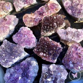 Amethyst Druze Cluster - medium